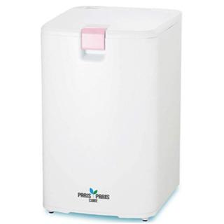 家庭用屋内型生ごみ処理機 【パリパリキューブ】 ピンク PPC-01-PK(生ごみ処理機)