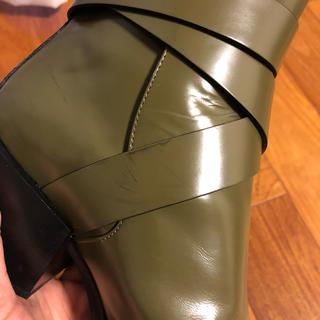 ジルサンダー(Jil Sander)のジルサンダーブーツ 確認用画像(ブーツ)