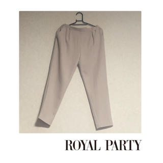 ROYAL PARTY - パンツ