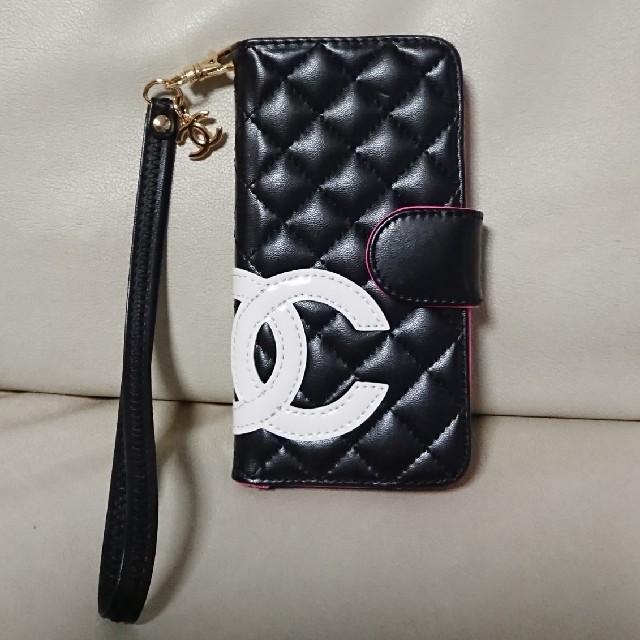 chanel iphonex カバー 財布 | CHANEL - CHANEL iPhone6用ケースの通販 by あむ's shop|シャネルならラクマ