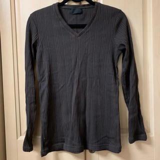 エイエスエム(A.S.M ATELIER SAB MEN)のA.S.M メンズ M 長袖 茶色(Tシャツ/カットソー(七分/長袖))