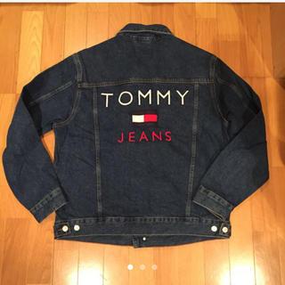 トミー(TOMMY)のTommy jeans 90s デニムジャケット(Gジャン/デニムジャケット)