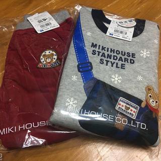 mikihouse - プッチーくんwinterセット 90㎝