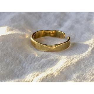 真鍮  リング 指輪 No.14