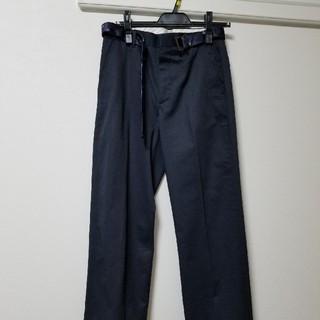 ダブルスタンダードクロージング(DOUBLE STANDARD CLOTHING)のDOUBLE STANDARD CLOTHING パンツ ネイビー(カジュアルパンツ)
