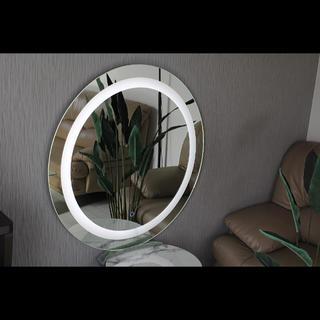 セール‼️ラスト1点 新品未使用 LED付き 壁掛け鏡