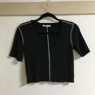 ザラ(ZARA)のZARA 半袖 Tシャツ(Tシャツ(半袖/袖なし))