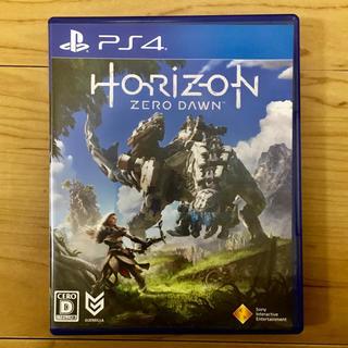 PlayStation4 - Horizon Zero Dawn