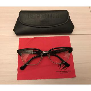 エフェクター(EFFECTOR)の①⑦ EFFECTOR 眼鏡(サングラス/メガネ)