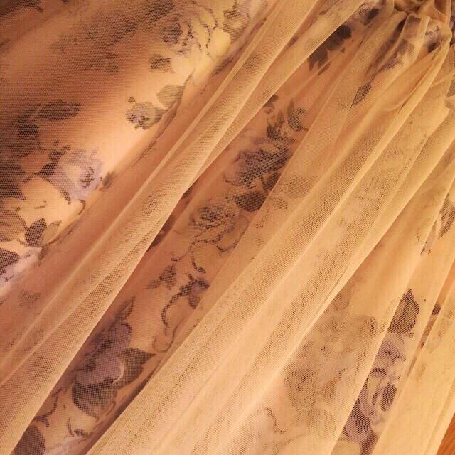 LIZ LISA(リズリサ)のマイメロ♡チュール レディースのスカート(ひざ丈スカート)の商品写真