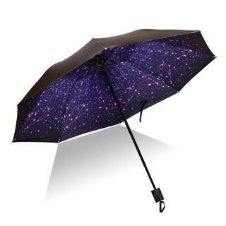 ★送料無料★折りたたみ傘 日傘紫外線99パーセントカット 雨傘  晴傘 兼用 (傘)