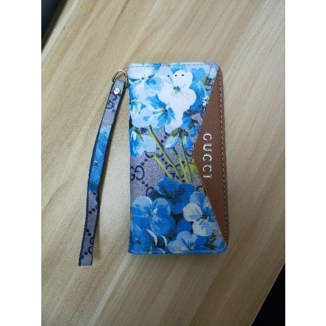 Gucci - GUCCI  iPhone 7/8 携帯電話ケース[ブラウン] の通販 by 香苗の神's shop|グッチならラクマ