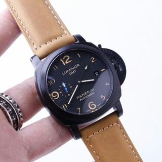 パネライ(PANERAI)のパネライ ルミノール1950 3デイズ GMT  PAM01441(腕時計(アナログ))