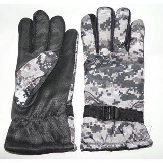 定価2,900円■超軽量■メンズ■迷彩・白■フリーサイス■手袋■防水・防寒■(手袋)
