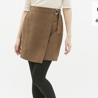 ジーユー(GU)の新品未使用GU スカート(ミニスカート)