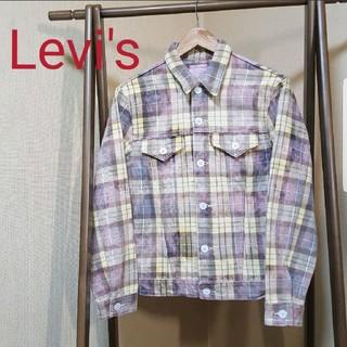 Levi's - Levi's シャツ ネルシャツ