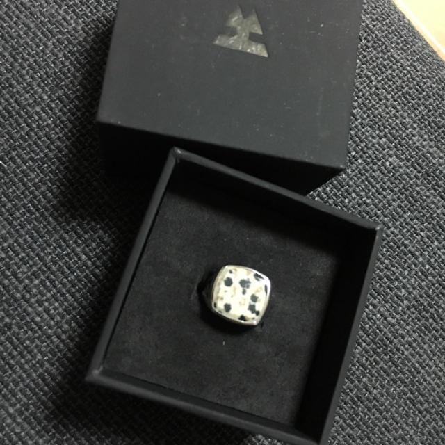 Edition(エディション)のtomwood リング レディースのアクセサリー(リング(指輪))の商品写真