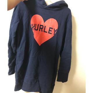 ハーレー(Hurley)のHurley パーカーワンピ(パーカー)