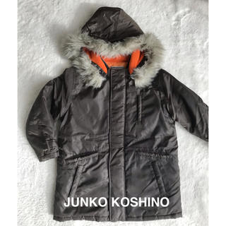 コシノジュンコ(JUNKO KOSHINO)のモッズコート(コート)