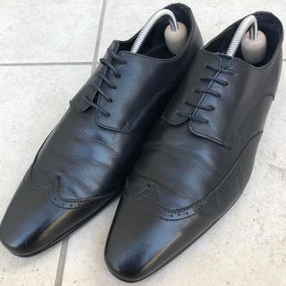 オリヒカ(ORIHICA)のビジネスシューズ 革靴 黒 オリヒカ ストレートチップ 内羽根式(ドレス/ビジネス)
