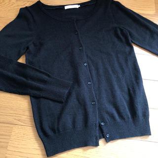 ショコラフィネローブ(chocol raffine robe)のショコラフィネローブ カーディガン(カーディガン)