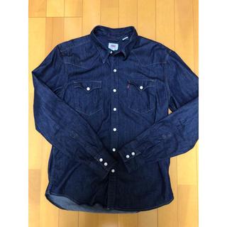 Levi's - リーバイス デニムシャツ 美品 ワンウォッシュ levis