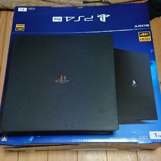 PlayStation4 - Playstation4 pro プレイステーション4Pro 1TB PS4
