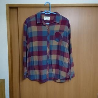 ハートマーケット(Heart Market)のハートマーケット   チェックシャツ(シャツ/ブラウス(長袖/七分))