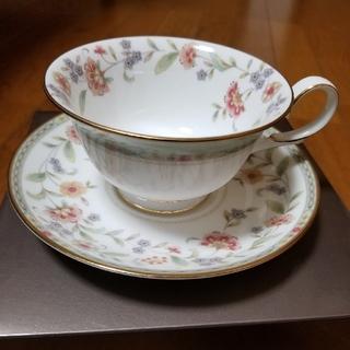 ノリタケ(Noritake)のカップ&ソーサ(グラス/カップ)