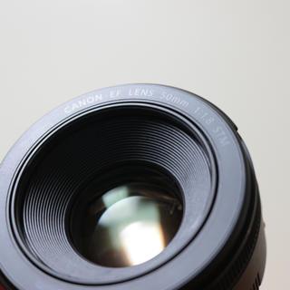キヤノン(Canon)の[pecclo様専用] Canon EF50mm F1.8 STM フルサイズ(レンズ(単焦点))
