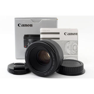 キヤノン(Canon)の★神レンズ★キヤノン Canon EF 50mm STM★魅惑のボケ味★(レンズ(単焦点))