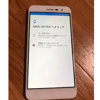 エイスース(ASUS)のZenfone3 SIMフリー 32GB(スマートフォン本体)
