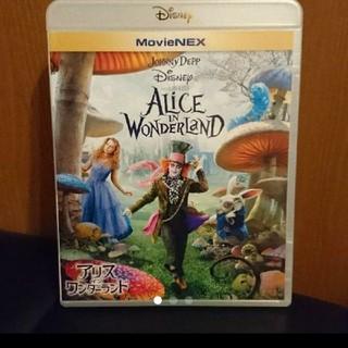 ディズニー(Disney)のアリス・イン・ワンダーランド MovieNEX [ブルーレイ+DVD](外国映画)