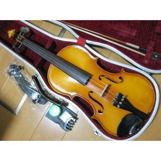 スズキ(スズキ)の高級 国産バイオリン SUZUKI No.200 4/4 付属品セット(ヴァイオリン)
