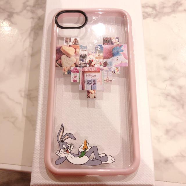 バーバリー  iphone7 ケース - dholic - マオさま専用♡バックスバニーiphoneケース の通販 by いちごうさぎ♡'s shop|ディーホリックならラクマ
