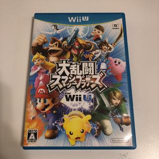 ウィーユー(Wii U)のWii U スマブラ(家庭用ゲームソフト)