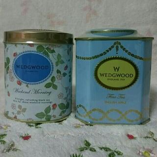 ウェッジウッド(WEDGWOOD)のウェッジウッド 紅茶 2缶(茶)