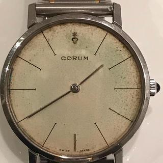 online retailer 35858 b5cbd コルム メンズ 手巻き CORUM ジャンク 時計