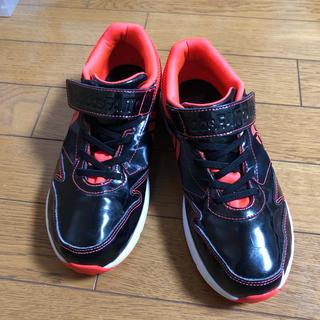 アディダス(adidas)のadidas  キッズスニーカー 23センチ(スニーカー)