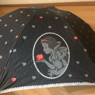 ディズニー(Disney)のディズニーランド⭐️折りたたみ晴雨兼用傘(傘)