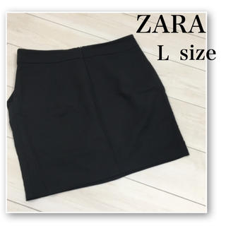 ザラ(ZARA)のZARA♡タイトスカート♡黒♡snidel.OZOC.vis.gu.UNIQLO(ミニスカート)
