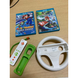 ウィーユー(Wii U)のWiiU マリオセット(家庭用ゲームソフト)