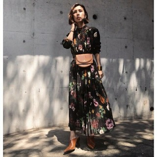 Ameri VINTAGE - 新品タグ付き アメリヴィンテージ COCO FLOWER DRESS