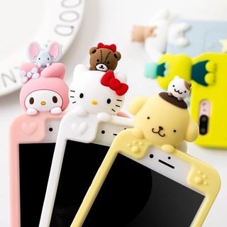 サンリオ(サンリオ)の翌日発送♥️8ケース♡サンリオ 3Dカバー♡8プラス(iPhoneケース)