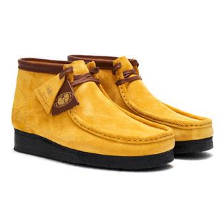 クラークス(Clarks)の【新品】Clarks Originals x Wu wear Wallabee(ブーツ)