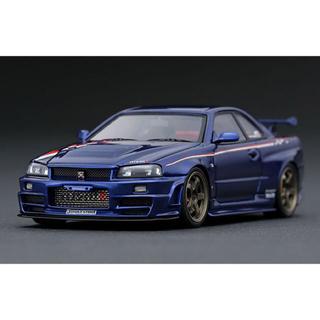 Takara Tomy - 1/43 Nismo R34 GT-R オートサロン 2019 & web限定