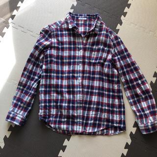 シネマクラブ(CINEMA CLUB)のネルシャツ チェックシャツ(シャツ/ブラウス(長袖/七分))
