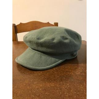 カシラ(CA4LA)の【新品未使用】sppo キャスケット 帽子(キャスケット)