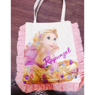 Disney - ラプンツェルトートバッグ
