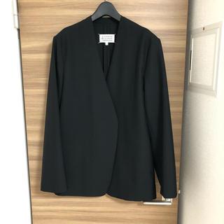 マルタンマルジェラ(Maison Martin Margiela)のマルジェラ ノーカラー ジャケット maison margiela jacket(ノーカラージャケット)